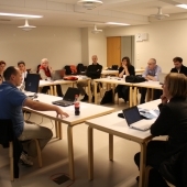 Full partner meeting in Jyvaskyla Finland