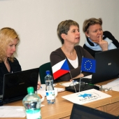 EUSAPA Full partner meeting in Olomouc
